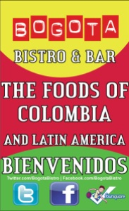 Bogota Latin Bistro: New York's Best Colombian Restaurant